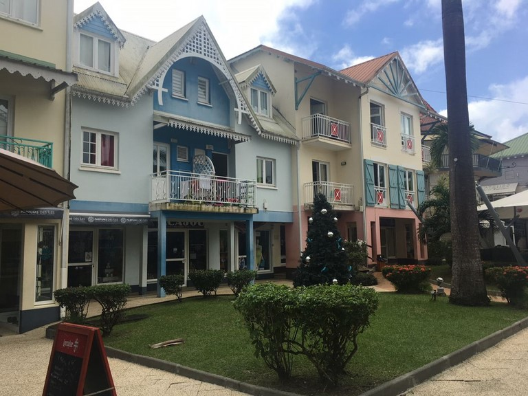 martinique architecture