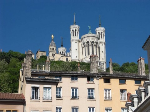 Fourviere a Lyon